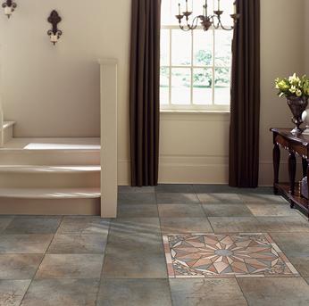 Alexander Smith Tile flooring